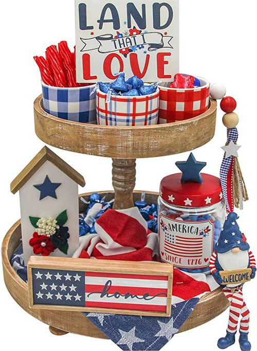 Classy-4th-of-July-Decorations-Ideas-2021-Red-White-Blue-Decor-9