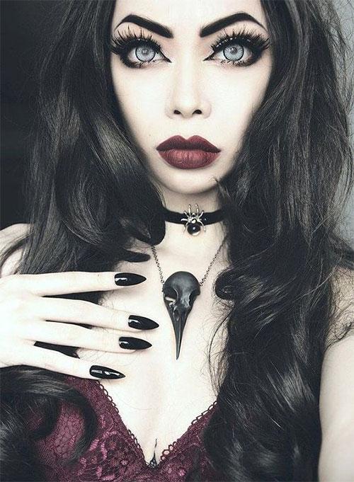 Best-Vampire-Halloween-Makeup-Looks-Trends-2021-11
