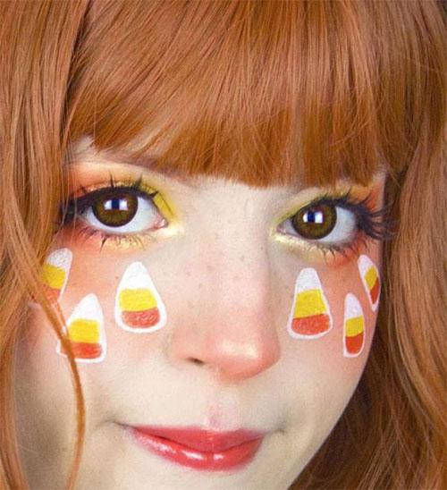 Candy-Corn-Halloween-Makeup-Ideas-2021-10