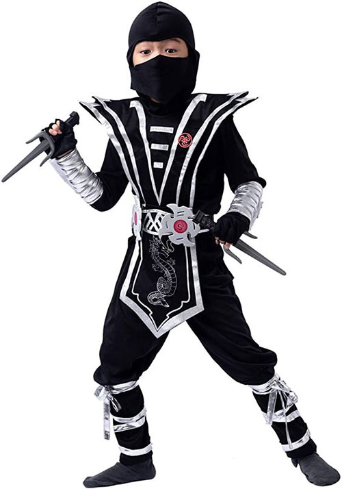Cool-Halloween-Costumes-For-Little's-2021-Kids-Halloween-Clothing-4