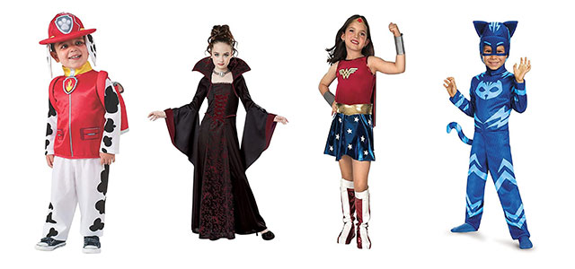 Cool-Halloween-Costumes-For-Little's-2021-Kids-Halloween-Clothing-F