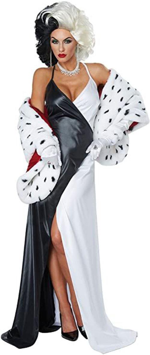 Disney-Cruella-De-Vil-Halloween-Costumes-2021-Disney-Villain-Costumes-5