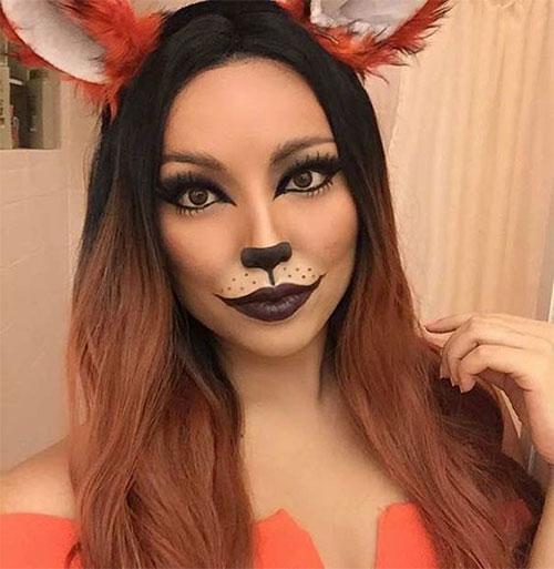 Easy-Last-Minute-Halloween-Makeup-Looks-Ideas-2021-11