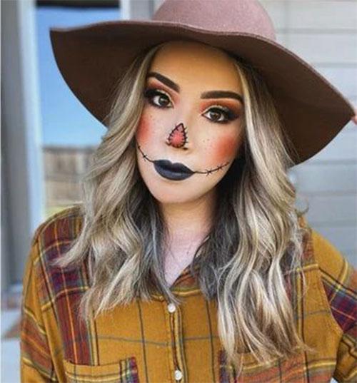 Easy-Last-Minute-Halloween-Makeup-Looks-Ideas-2021-12