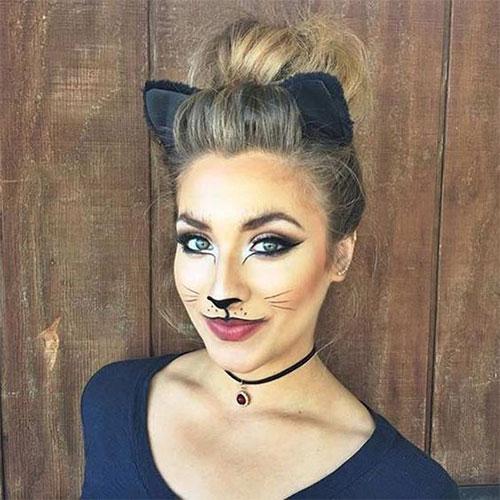 Easy-Last-Minute-Halloween-Makeup-Looks-Ideas-2021-15