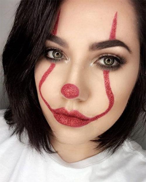 Easy-Last-Minute-Halloween-Makeup-Looks-Ideas-2021-4