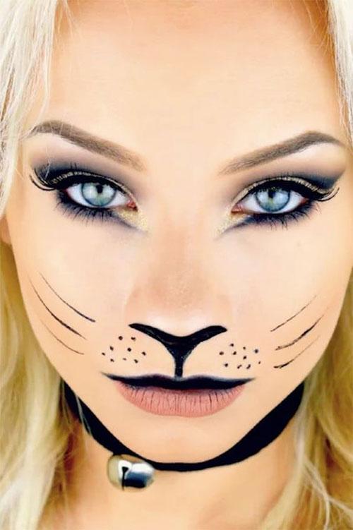 Easy-Last-Minute-Halloween-Makeup-Looks-Ideas-2021-8