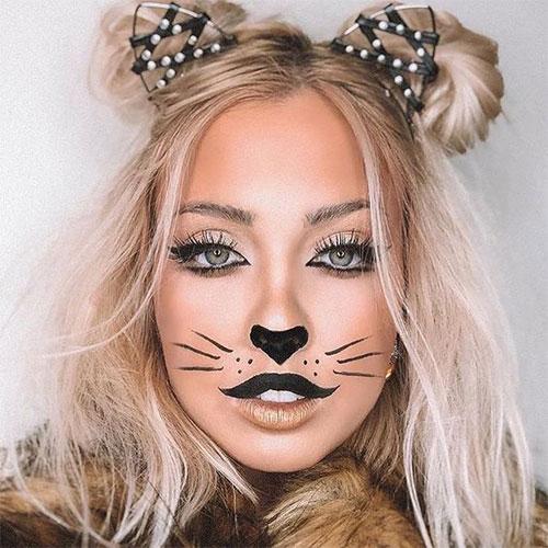 Easy-Last-Minute-Halloween-Makeup-Looks-Ideas-2021-9