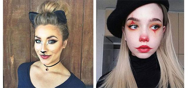 Easy-Last-Minute-Halloween-Makeup-Looks-Ideas-2021-F