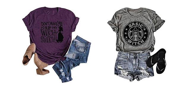 Halloween-T-Shirts-For-Girls-Women-2021-F