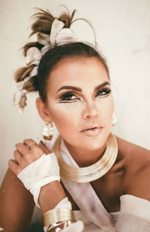 Mummy-Makeup-Looks-Ideas-Halloween-Makeup-2021-1