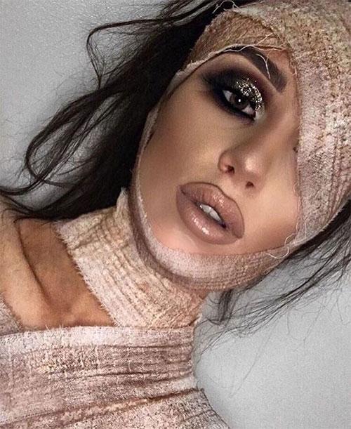 Mummy-Makeup-Looks-Ideas-Halloween-Makeup-2021-10