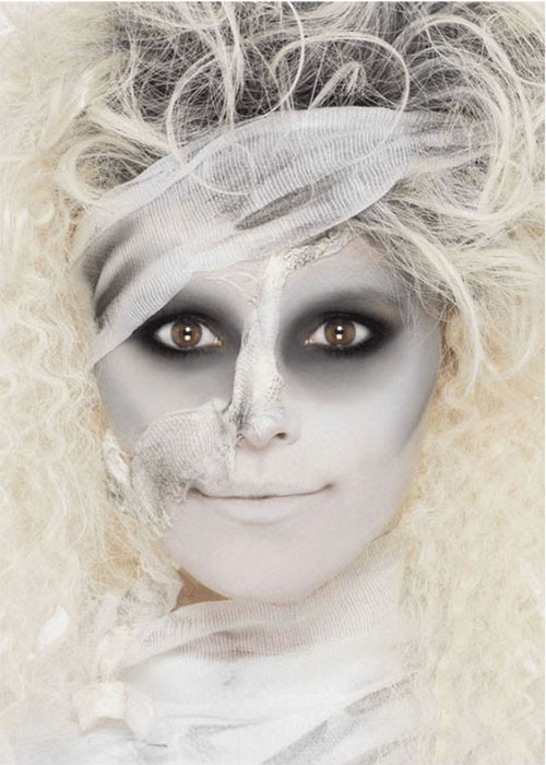Mummy-Makeup-Looks-Ideas-Halloween-Makeup-2021-2