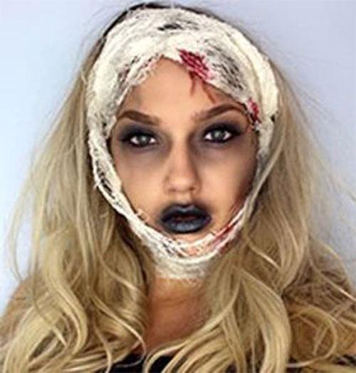 Mummy-Makeup-Looks-Ideas-Halloween-Makeup-2021-7