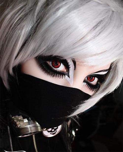 Ninja-Inspired-Makeup-Looks-For-Halloween-2021-1