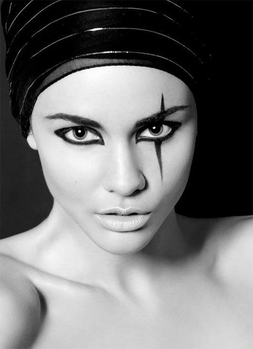 Ninja-Inspired-Makeup-Looks-For-Halloween-2021-11