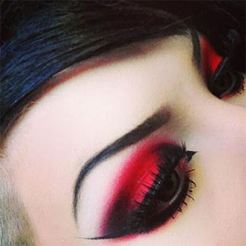 Ninja-Inspired-Makeup-Looks-For-Halloween-2021-12