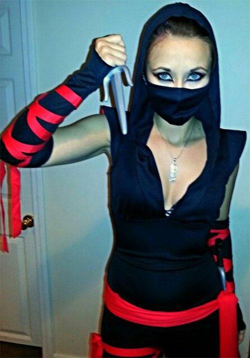 Ninja-Inspired-Makeup-Looks-For-Halloween-2021-3