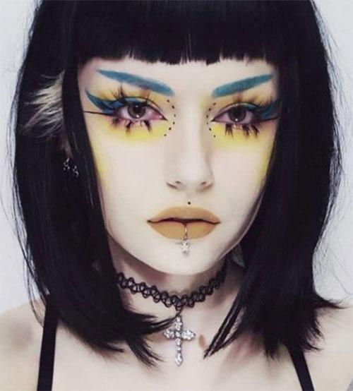 Ninja-Inspired-Makeup-Looks-For-Halloween-2021-4