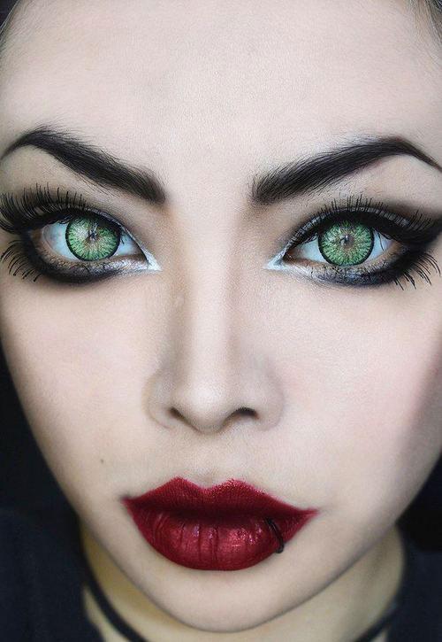 Ninja-Inspired-Makeup-Looks-For-Halloween-2021-7