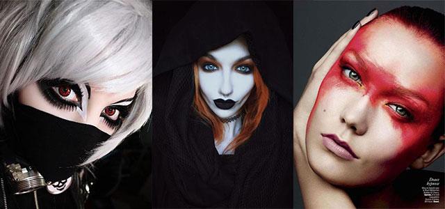 Ninja-Inspired-Makeup-Looks-For-Halloween-2021-F