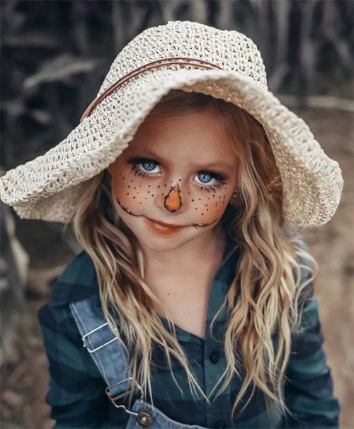 Scary-Scarecrow-Halloween-Makeup-Looks-2021-6