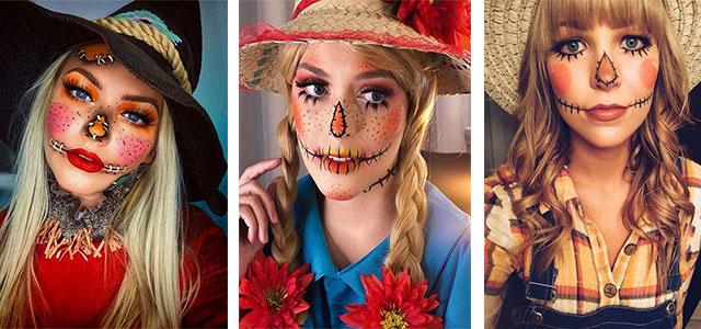 Scary-Scarecrow-Halloween-Makeup-Looks-2021-F