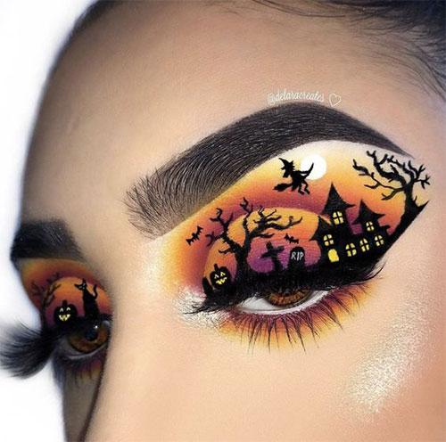 Spooky-Creepy-Halloween-Eye-Make-Up-Trends-2021-6