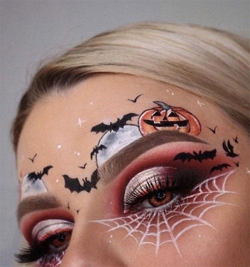 Spooky-Creepy-Halloween-Eye-Make-Up-Trends-2021-9