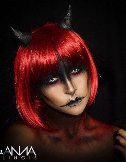 Spooky-Halloween-Devil-Makeup-Ideas-2021-Scary-Face-Makeup-10