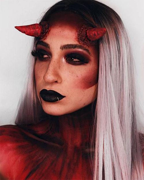 Spooky-Halloween-Devil-Makeup-Ideas-2021-Scary-Face-Makeup-11
