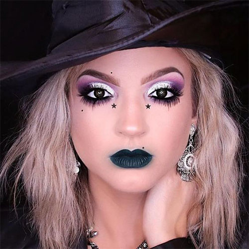 Witch-Halloween-Make-Up-Looks-Ideas-2021-11