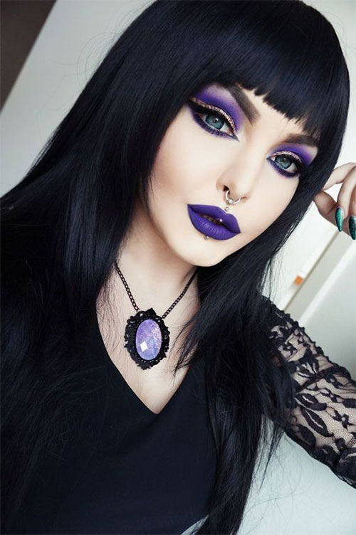 Witch-Halloween-Make-Up-Looks-Ideas-2021-13