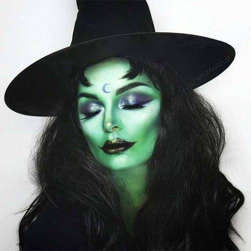 Witch-Halloween-Make-Up-Looks-Ideas-2021-18