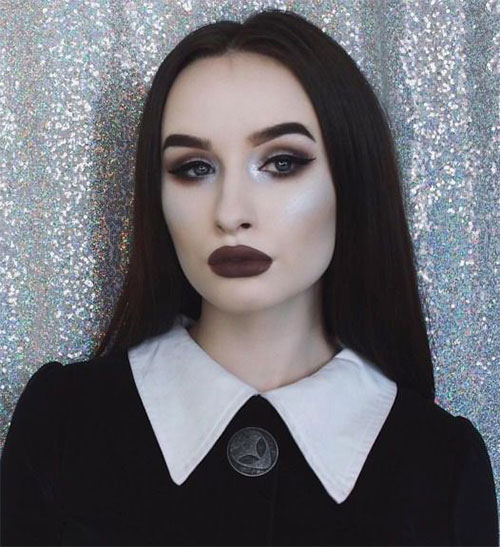 Witch-Halloween-Make-Up-Looks-Ideas-2021-9