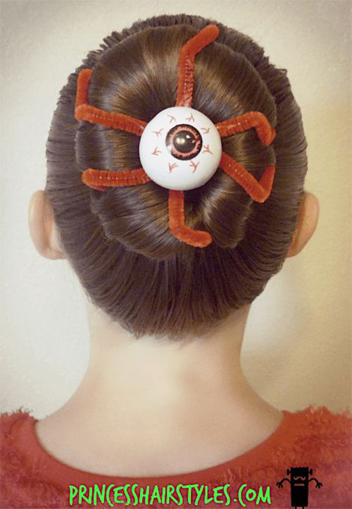Crazy-Scary-Halloween-Hairstyle-Ideas-2021-13
