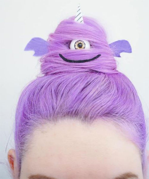 Crazy-Scary-Halloween-Hairstyle-Ideas-2021-19