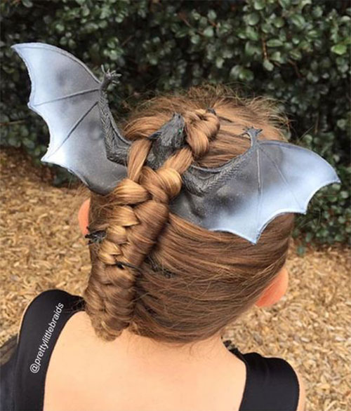 Crazy-Scary-Halloween-Hairstyle-Ideas-2021-7